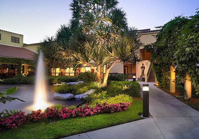 Hotel Shulas Miami Lakes